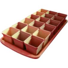 Ящики, горшки и наборы для рассады