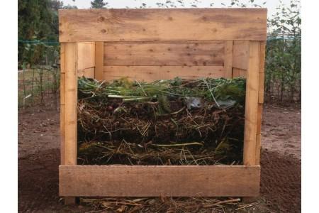 Правильное приготовление компоста