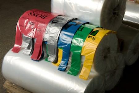 Как работают наши поставщики: Изготовление полиэтиленовых пакетов