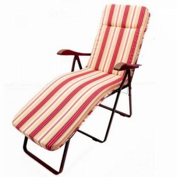 Кресло-шезлонг 'Леонардо' мяг лист s-50