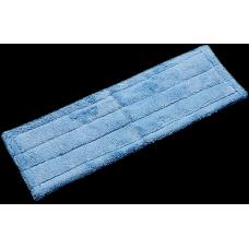 Насадка к швабре из микрофибры (синяя)