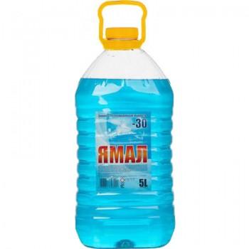 Жидкость незамерзающая для автостеклоочистителей 'Ямал Люкс' 5л