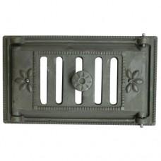 Дверка поддувальная каминная ДПК (250х140) Рубцовск люкс