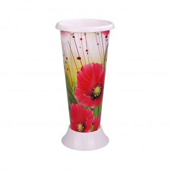 Ваза для цветов под срезку 'Цветы' (2627)