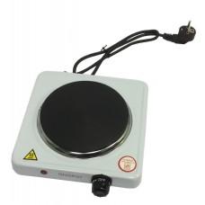 Электроплитка Жаркофф 1 конф, 1кВт, d=135мм,нерж чаша