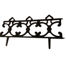 Забор декоративный 59см*23см (3,5м) 'Кованое №1' (М698)