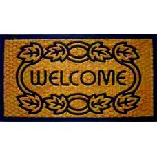 Коврик резина кокос 45*75 Welcome