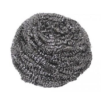 Губки для мытья посуды Maxi металлическая спираль York 0201