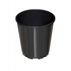 Горшок для рассады 2,3л черный (07176)