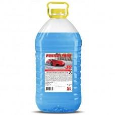 Жидкость незамерзающая 'желтая крышка' 5л (-25°C)