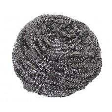 Губки для мытья посуды MEGA металлическая спираль York