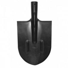Лопата штыковая с ребром жесткости на полотне 1,5мм