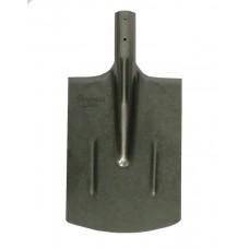 Лопата штыковая прямоугольная 'РЕЛЬСОВАЯ СТАЛЬ' с черенком и V-обр ручкой