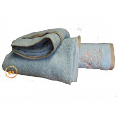 Полотенце 70*140 Вензель в ассортименте