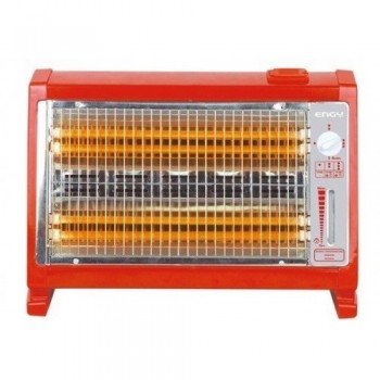 Обогреватель Engy QH-2000BR кварцевый (2 кВт, без ручки, увлажнитель, вентилятор)