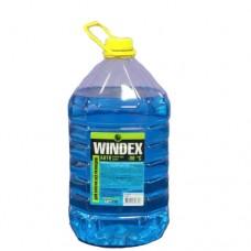 Жидкость незамерзающая для автостеклоочистителей 'WINDEX' 5л/4/(до -25°C)
