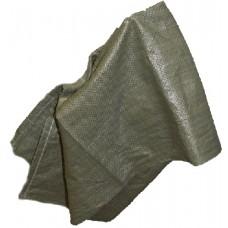 Мешок полипропиленовый зеленый 80х120 (85+-5гр)