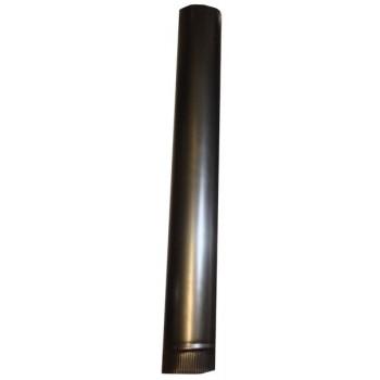 Труба L:1м d:120мм нержавеющая (толщина 1мм)