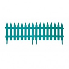 Забор декоративный 'Садовый' 3м