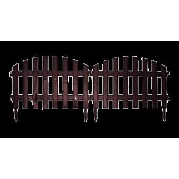 Забор декоративный 'Декоративный' 3м