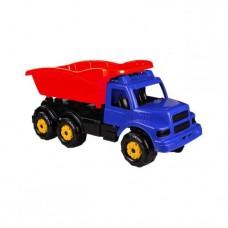 Машинка детская 'Самосвал' (синий)