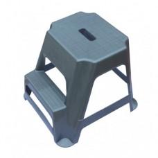 Табурет пластмассовый стремянка (М3945)