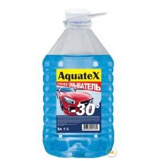 Жидкость незамерзающая для автостеклоочистителей AquateX 5л белая крышка