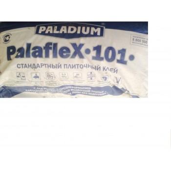 Клей плиточный и керамогранита для наружных и внутренних работ PalafleХ-101 25кг (под заказ)