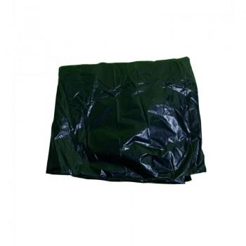 Мешки для мусора 60 л 45 мкм особопрочные (ПВД)