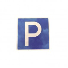 Дорожный знак 'Место стоянки'