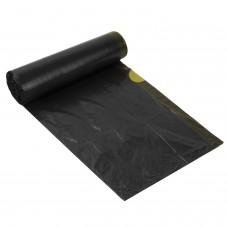 Мешки для мусора 60л (30 шт) ПНД 'ХИТ', 8 мкр