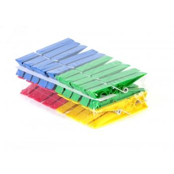 Прищепка пластмассовая 'Макси' YORK 9606 (упаковка 20 шт)
