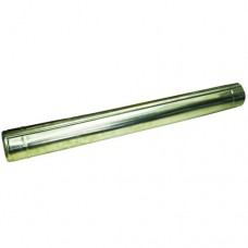 Труба L:0,5м d:110мм нержавеющая