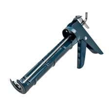 Пистолет для герметика 225мм полукорпусный с гладким штоком Jober