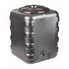 Бак 150л для душевой квадратный (М6463)