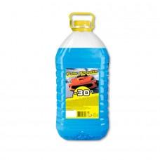 Жидкость незамерзающая для автостеклоочистителей 'Polar желтая крышка' 5л (-25°C)