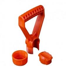 Ручка рычаг для лопаты FINLAND дополнительная универсальная на черенок диам.30-35 мм 0814