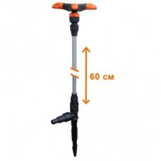 Распылитель удлиненный 'ЖУК' 3-х лепестковый для шланга 1/2'-3/4' (60 см)