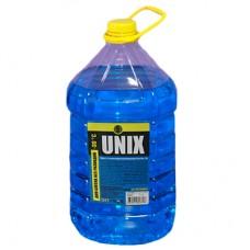 Жидкость незамерзающая для автостеклоочистителей 'Юникс Люс' 5л (до -15°C)