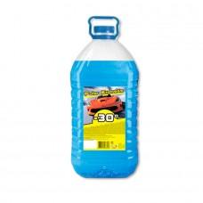 Жидкость незамерзающая для автостеклоочистителей 'Polar синяя крышка' 5л (-20°C)