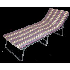 Раскладная кровать 'Надин' полосотая