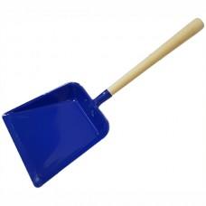 Совок для мусора большой с дер.ручкой 30 см 200*180мм