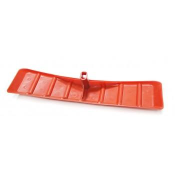 Скребок для крыши 610мм*150мм № 18 ковш (отдельно без черенка)