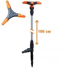 Распылитель удлиненный 'ЖУК' 3-х лепестковый для шланга 1/2'-3/4' (100см)