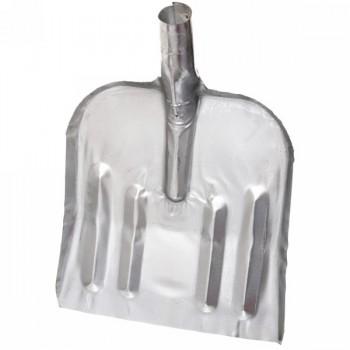 Лопата уборочная (зерновая) 360*430мм'Шахтерка Нижегородская' оцинкованная