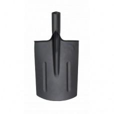 Лопата штыковая прямоугольная с ребром жесткости на полотне 1,5 мм (порошок)