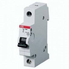 Автоматический выключатель модель 1п С 20А SH201L 4,5 кА АВВ 2CDS241001R0204 84590