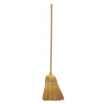 Веник сорго 'Люкс' с деревянным черенком