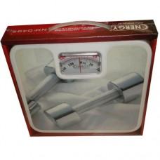 Весы напольные механические Energy ENM-409С (0кг-130кг)