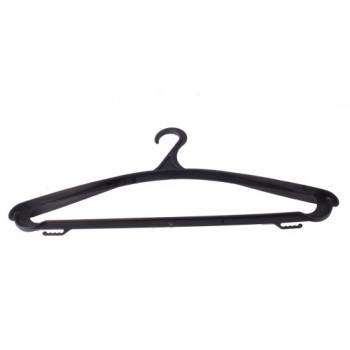 Вешалка 'Плечики' (для верхней одежды размер 48-54, пластмассовая)